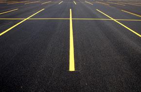 Parking Lot Blacktop Sealing