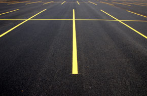 Parking Lot Blacktop Sealing